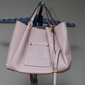 New York and Co pink purse